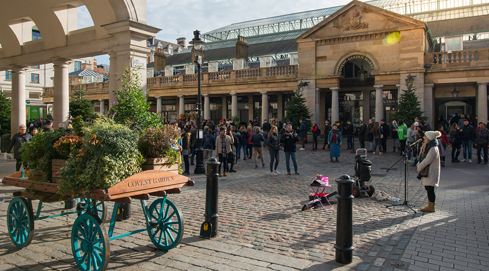Area guide for Strand & Covent Garden – Knight Frank (UK)