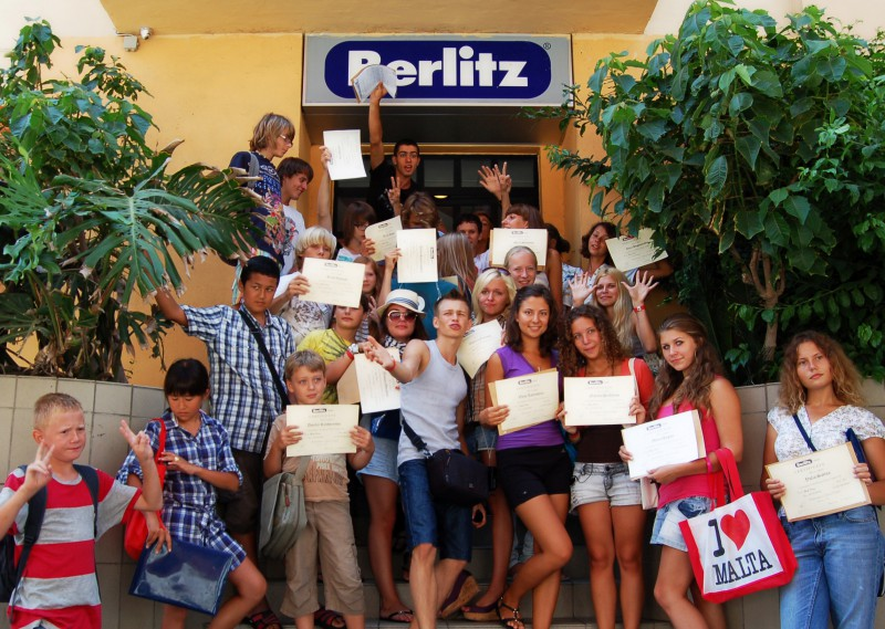 General English Combo (20 + 10) - Berlitz Malta - St Julians ...