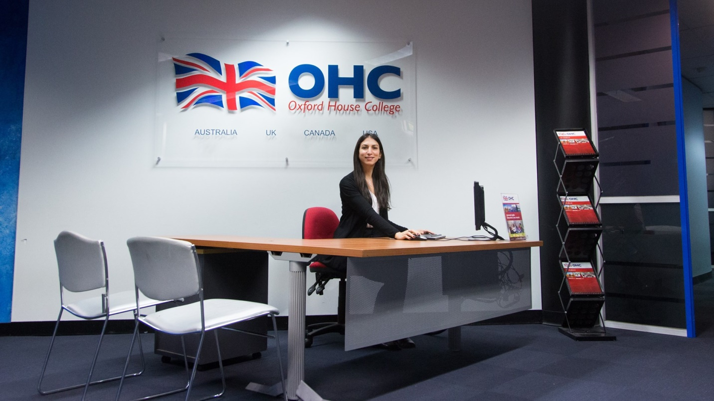General English course - Oxford House College - OHC, Melbourne ...