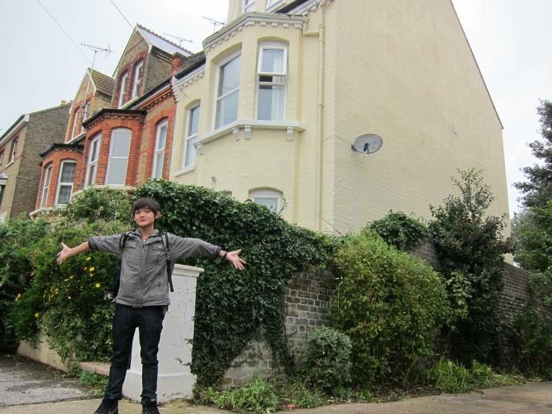 İngiltere Ramsgate Churchill House Yaz Okulu & Yaz Kampı