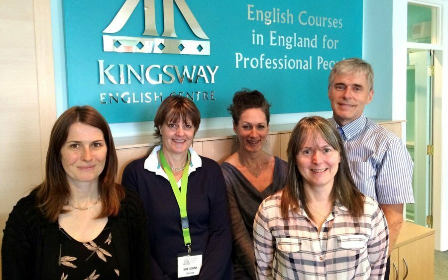 Learn English online with Kingsway English Centre - IALC