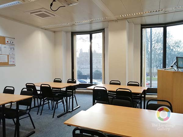 London Tower Hill classroom