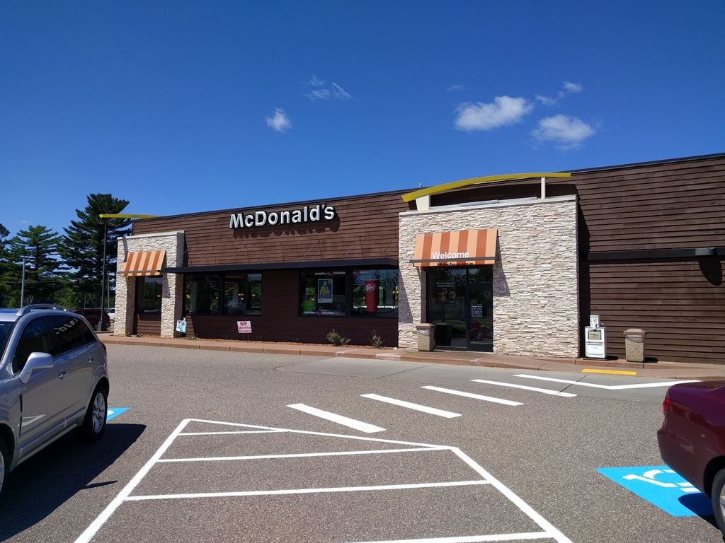 McDonald's - Minocqua - Photos at Restaurants in Minocqua, WI - hankr