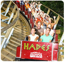 Mt. Olympus Water & Theme Park | Wisconsin Dells