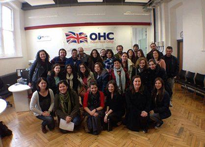 OHC Dil Okulu | Oxford İngiltere
