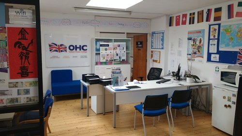 OHC English - Richmond Londra Dil Okulu | 1 Değerlendirme