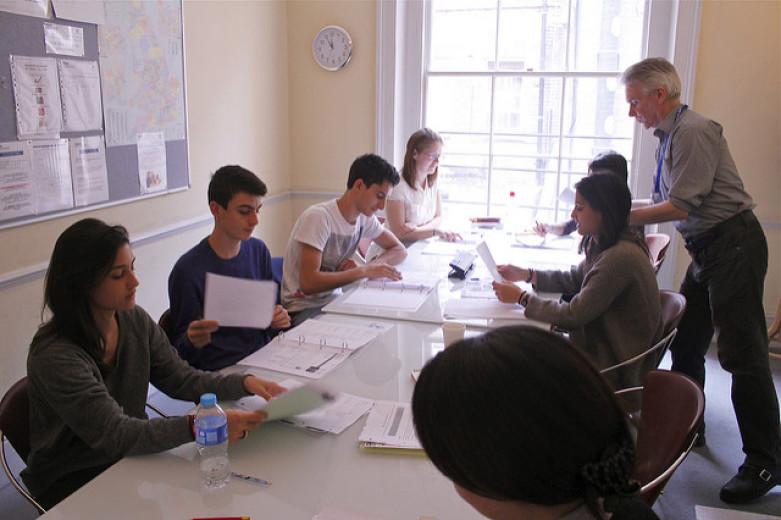 Regent Language School — World of English — Edinburgh ...