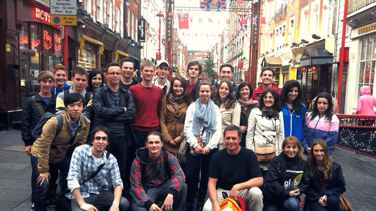 School of English in London - English courses for adults - LAL ...