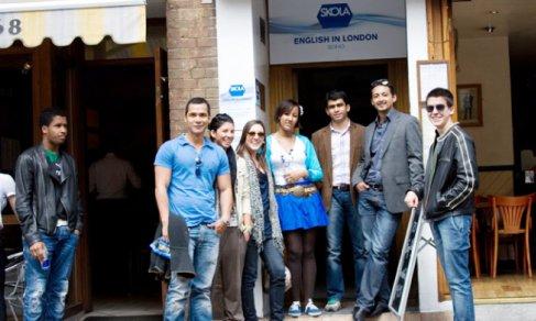 SKOLA GROUP ENGLISH Dil Okulu Success Yurtdışı Eğitim ve Dil Okulları