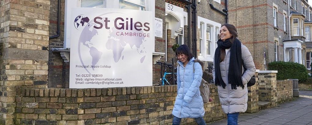 St Giles International Colleges - Cambridge | Global Yurtdışı Eğitim