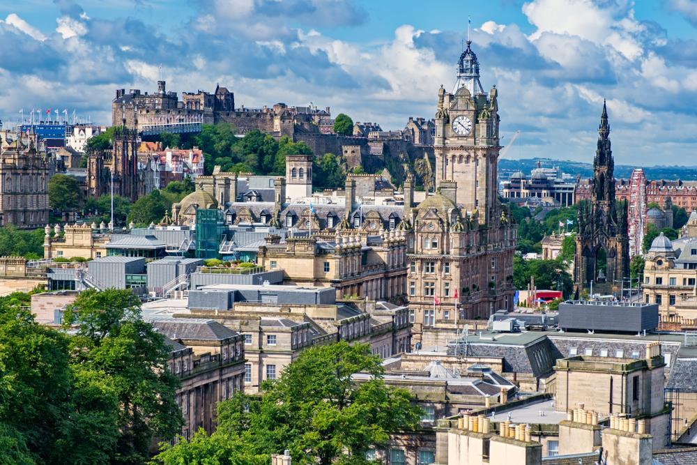 These are the 10 least deprived areas in Edinburgh | Edinburgh News