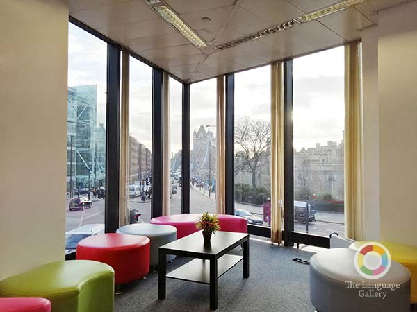 Tower Hill student lounge