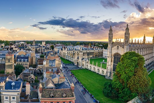 Tripadvisor | Combo: Punting & Graduate-Guided Cambridge ...