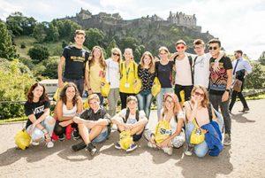 CES Edinburgh Dil Okulları   İskoçya da İngilizce Eğitimi