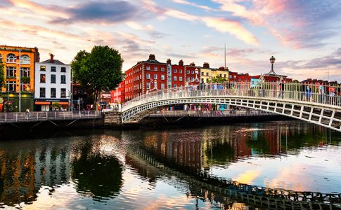 Dublin Uçak Bileti İle İrlanda'nın Eğlenceli Başkentini Gezin ...