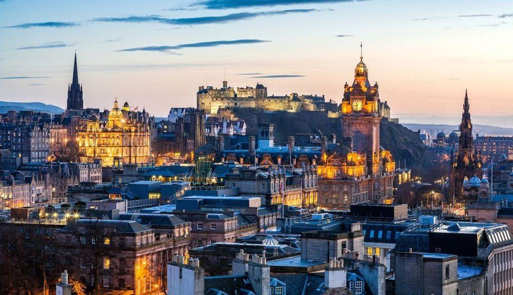 Edinburgh nerede?| HT Gastro