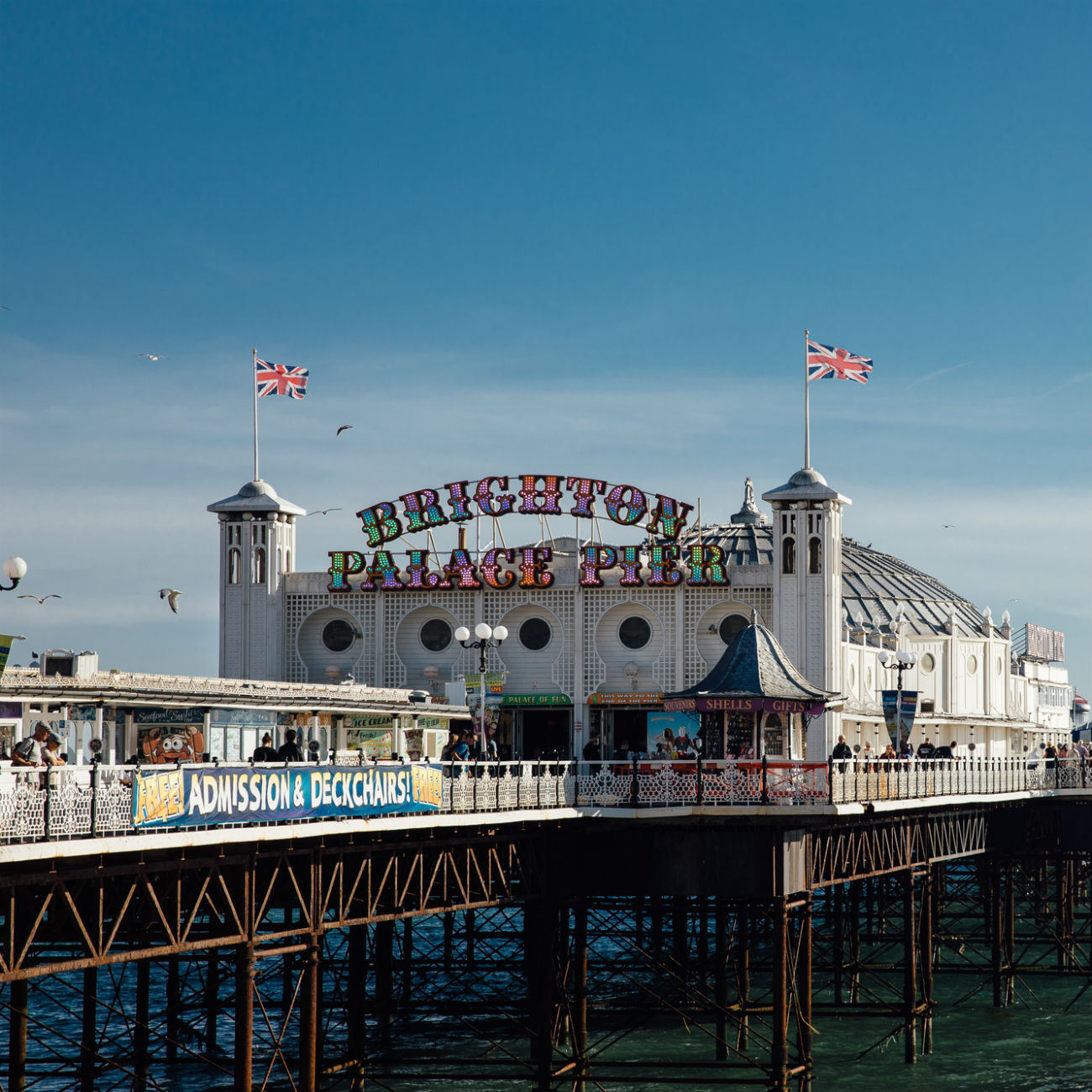 Explore Brighton, the Pier and the Royal Pavilion | VisitBritain
